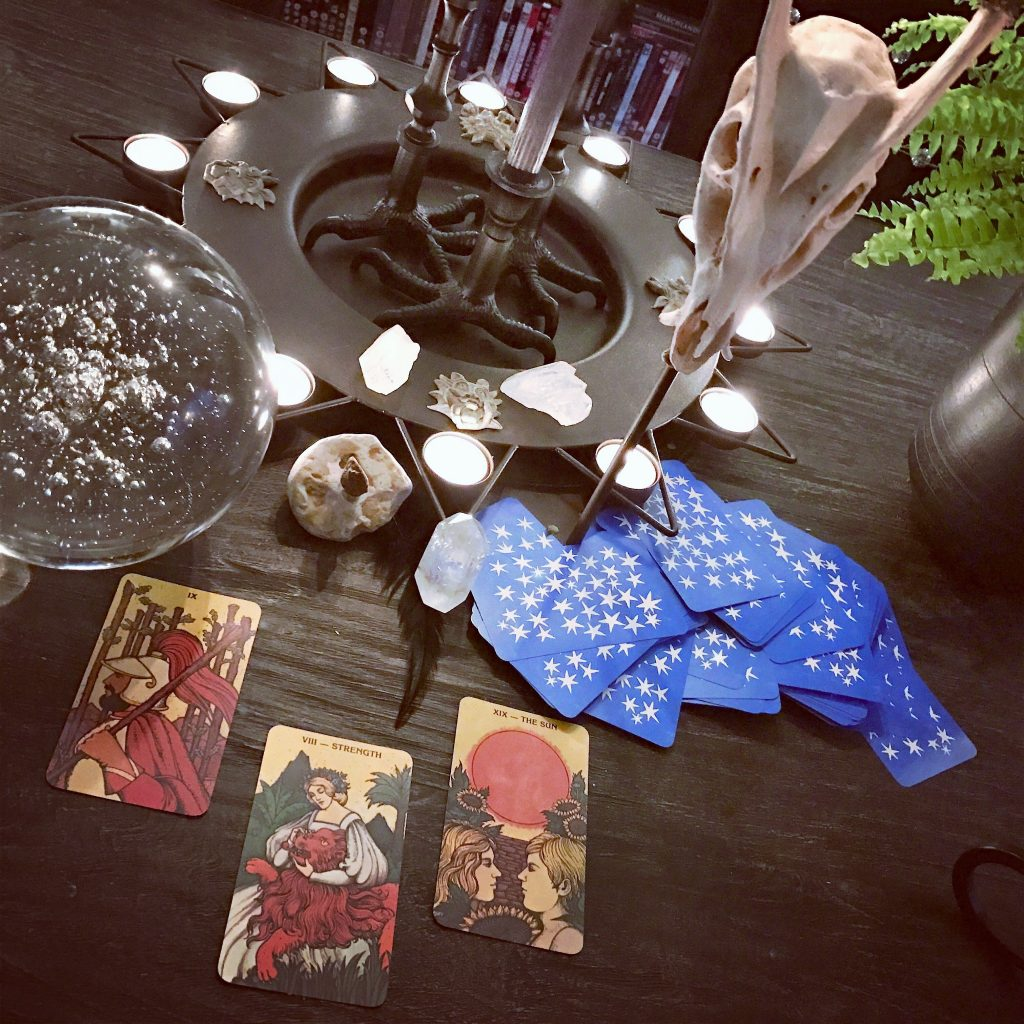 Tarot Readings Online Three Card Reading