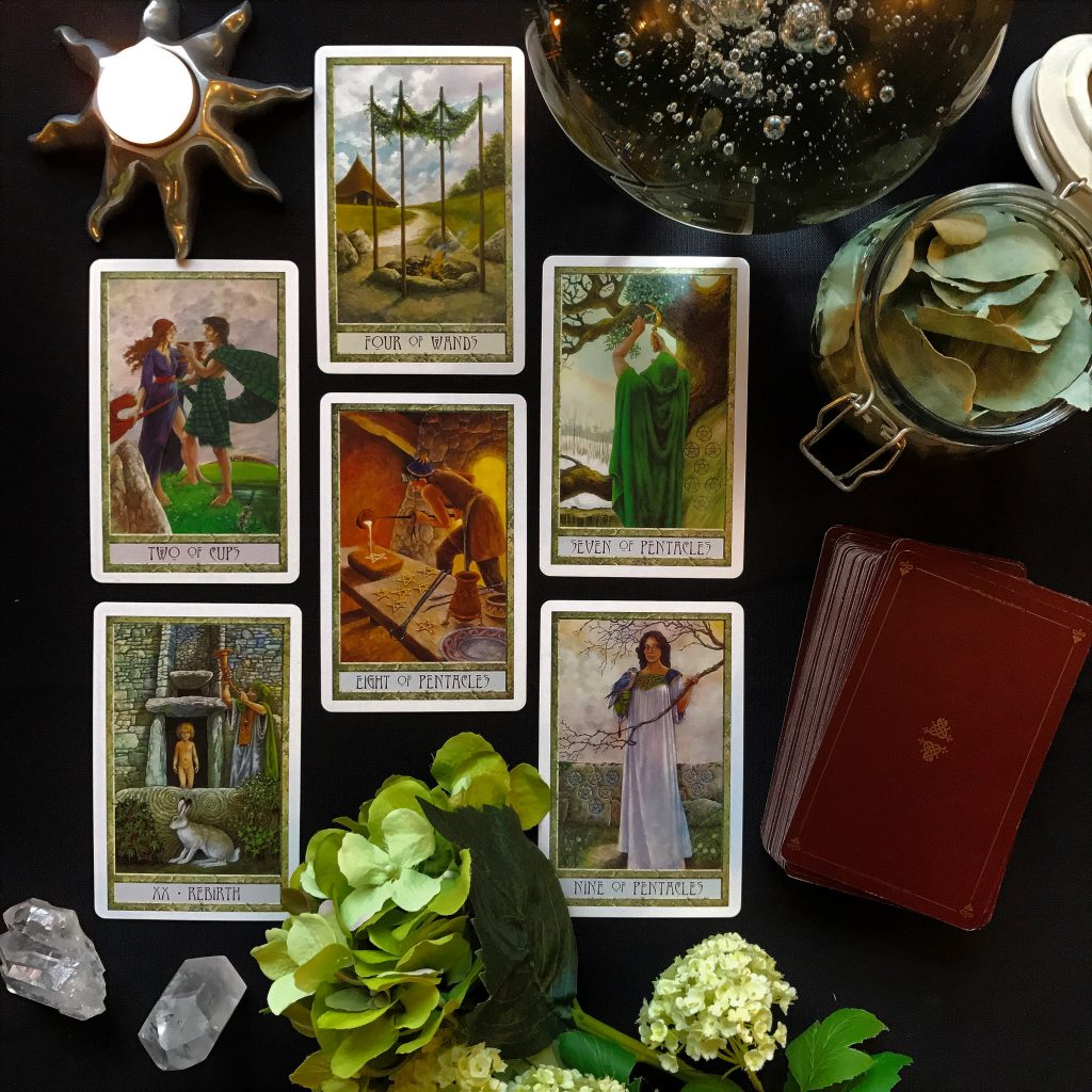 Pentacle Tarot Reading