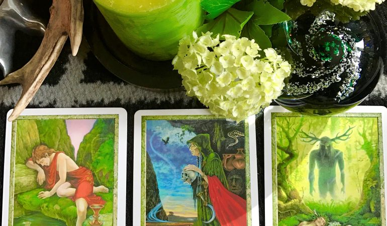 Tarot Card Reading By Email – About Me