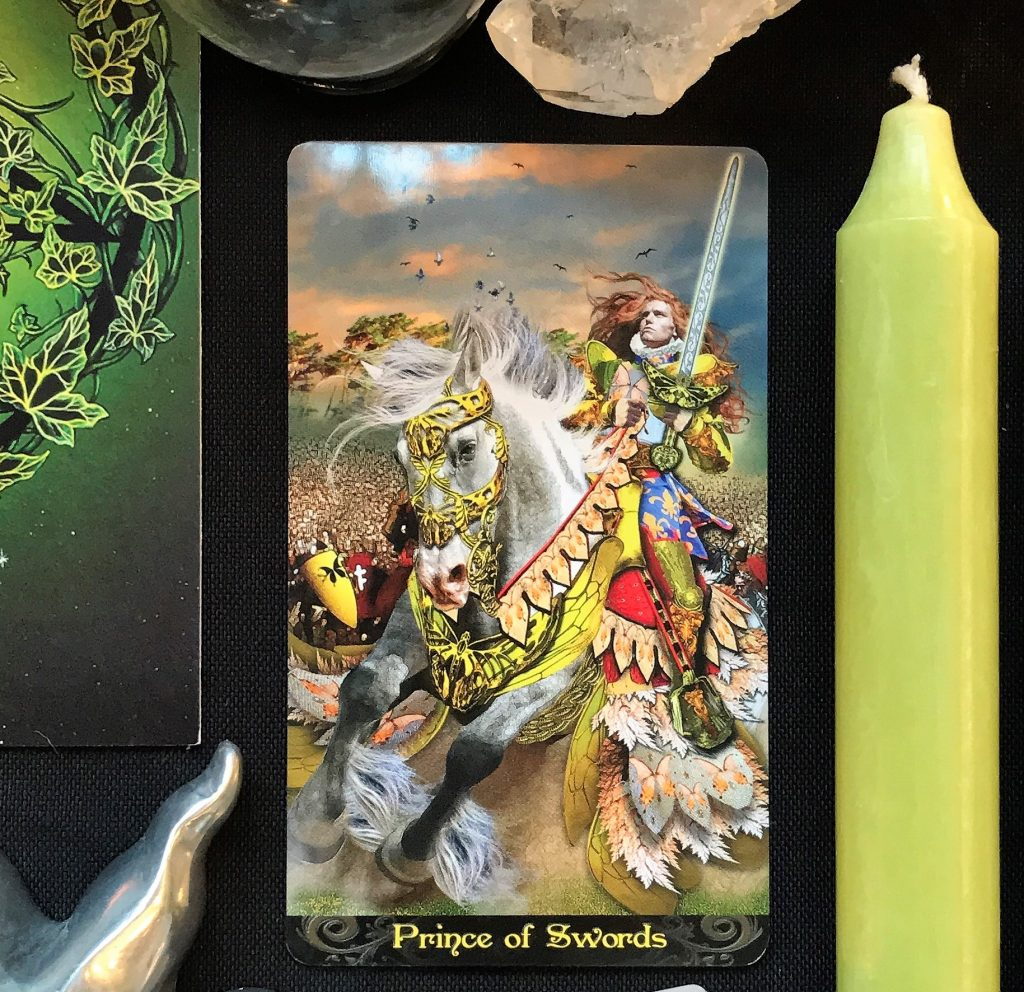 Tarot Readings Online - Minor Arcana Swords
