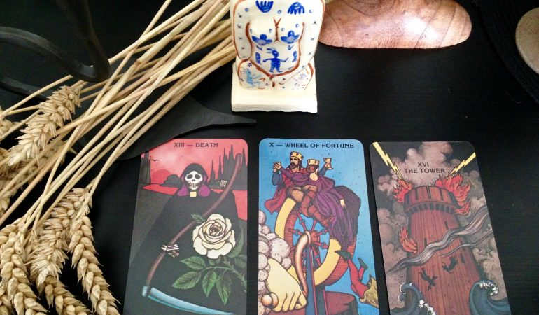 Free Tarot Reading Competition – 3 Card