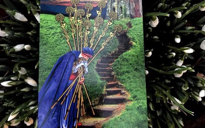 Ten of Wands – Card of The Day