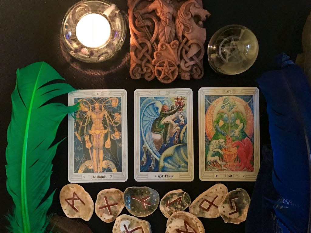 Tarot Readings Online - Free Tarot Reading