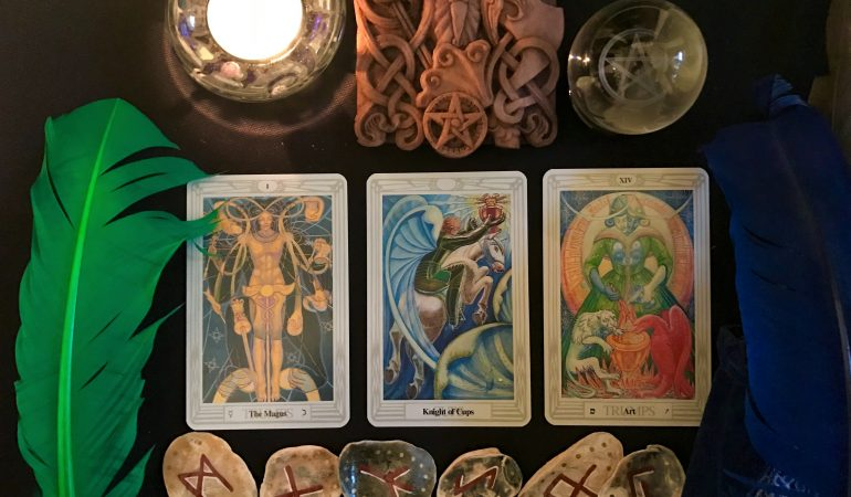 Free Tarot Card Readings – Free Prize Draw