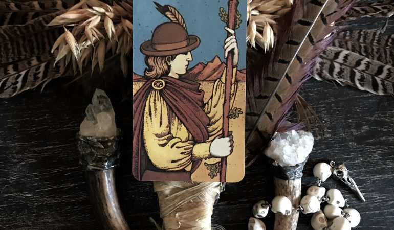 Tarot – Court Cards – Knights and Pages