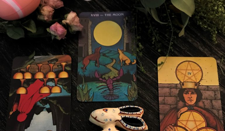 Monthly 3 Card Reading – April